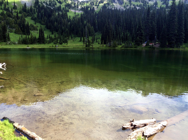 at the foot of a secret lake.JPG