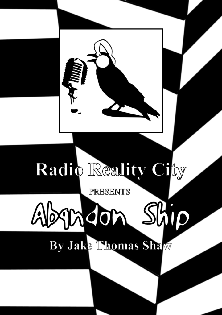 abandon ship front cover