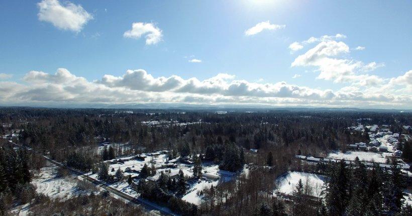 300 feet above south hill park